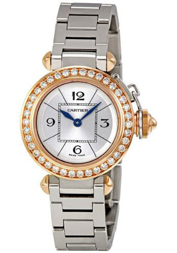 Cartier Watches - Pasha Miss Pasha 27mm - Style No: WJ124021