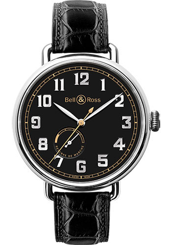 Bell & Ross Watches - Vintage BR WW1 Heritage - Style No: BRWW197-HER-ST/SCR
