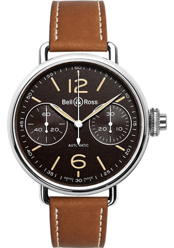 Bell & Ross Watches - Vintage BR WW1 Chronographe Monopoussoir - Style No: WW1 Chronographe Monopoussoir Heritage