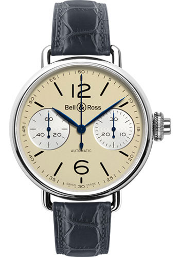 Bell & Ross Watches - Vintage BR WW1 Chronographe Monopoussoir - Style No: WW1 Chronographe Monopoussoir Ivory