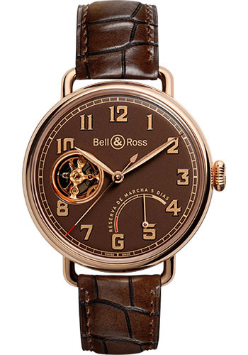 Bell & Ross Watches - Vintage BR WW1 Grand Reserve - Style No: BRWW1-GRM-RG