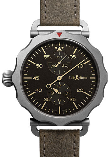 Bell & Ross Watches - Vintage BR WW2 Regulateur - Style No: WW2 Regulateur Heritage