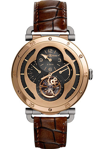 Bell & Ross Watches - Vintage BR WW2 Tourbillon - Style No: WW2 Tourbillon Military Rose Gold