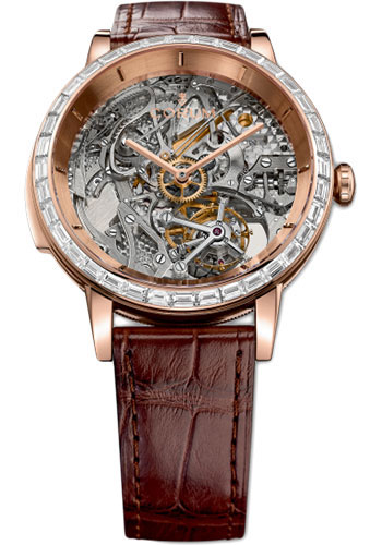 Corum Watches - Heritage Collection Minute Repeater Tourbillon - Style No: Z010/02986