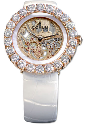 Corum Watches - Heritage 34 mm - Diphylleia - Style No: Z055/03045 - 055.100.85/0009 0000