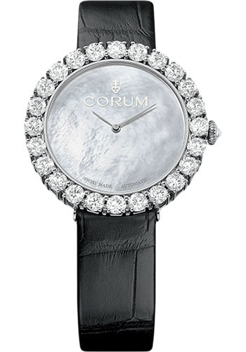 Corum Watches - Heritage 38 mm - Sublissima - Style No: Z058/03285 - 058.100.69/0001 PN02