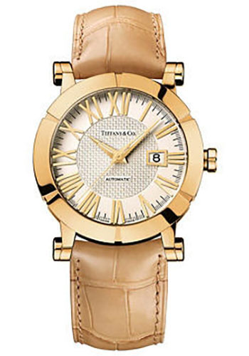 Tiffany Watches - Atlas Gold - Style No: Z1000.70.52A22A71A