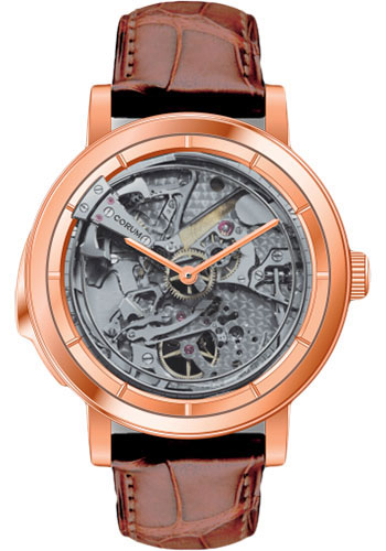 Corum Watches - Heritage 41 mm - Minute Repeater - Style No: Z102/02985 - 102.200.55/0002 0000
