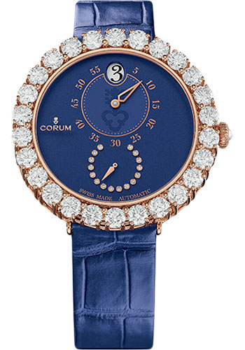 Corum Watches - Heritage 40 mm - Eleganza - Style No: Z254/03646
