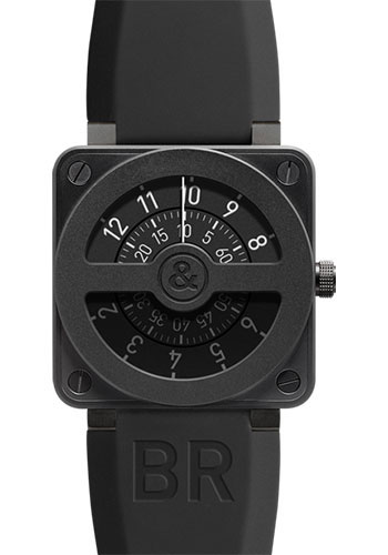 Bell & Ross Watches - BR 01-92 Automatic Compass - Style No: BR 01-92 Compass