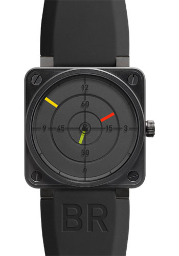 Bell & Ross Watches - BR 01-92 Automatic Radar - Style No: BR 01-92 Radar