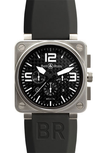 Bell & Ross Watches - BR 01-94 Chronograph Titanium - Style No: BR 01-94 Titanium