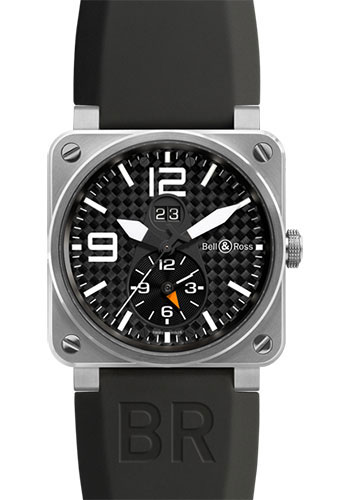 Bell & Ross Watches - BR 03-51 GMT Titanium - Style No: BR 03-51 GMT Titanium