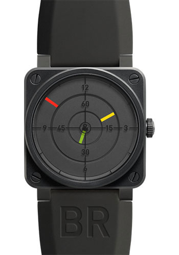 Bell & Ross Watches - BR 03-92 Automatic Radar - Style No: BR 03-92 Radar