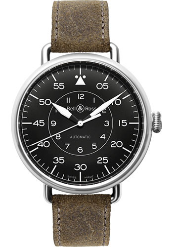 Bell & Ross Watches - Vintage BR WW1 Military - Style No: WW1-92 Military