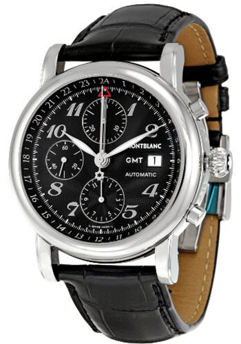 Montblanc Watches - Star Chronograph Automatic - Style No: 102135