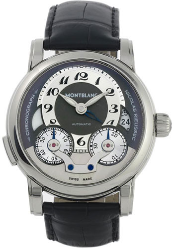 Montblanc Watches - Nicolas Rieussec Chronograph Automatic - Style No: 102337