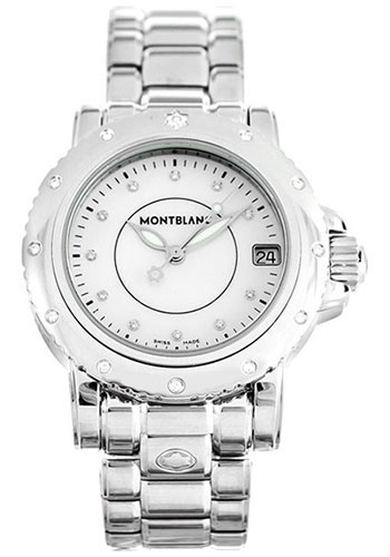 Montblanc Watches - Sport Mini Diamonds - Style No: 102362