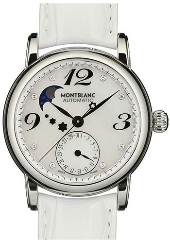 Montblanc Watches - Star Lady Automatic - Style No: 103111