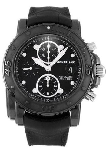 Montblanc Watches - Sport Chronograph Automatic - Style No: 104279