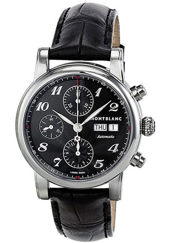 Montblanc Watches - Star Chronograph Automatic - Style No: 106467