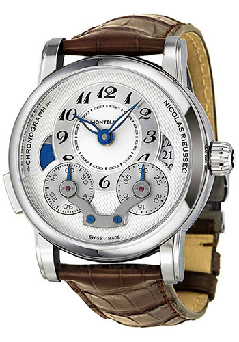 Montblanc Watches - Nicolas Rieussec Chronograph Automatic - Style No: 106487