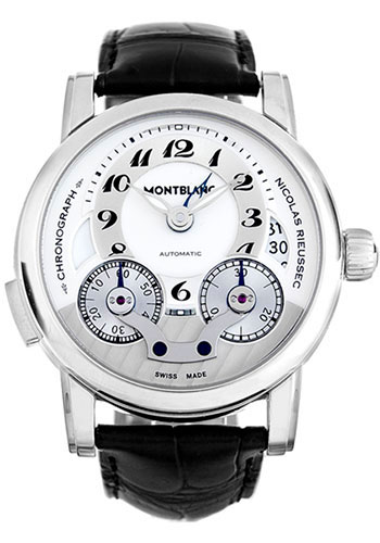 Montblanc Watches - Nicolas Rieussec Chronograph Automatic - Style No: 106595
