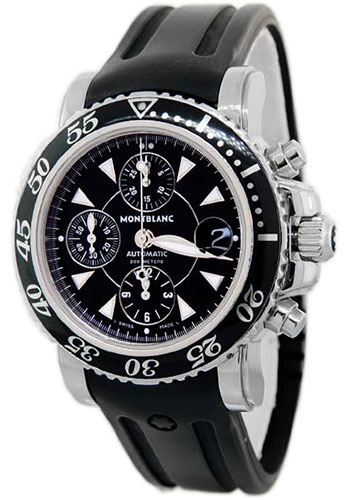 6d497d7c2ef Montblanc Style No: 3274 Montblanc Sport Chronograph Automatic Watch