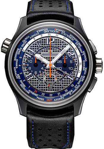 Jaeger-LeCoultre Watches - AMVOX AMVOX5 World Chronograph - Style No: Q193J480