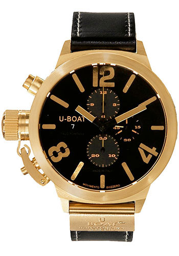 U-Boat Watches - Gold 53 - Style No: 1218