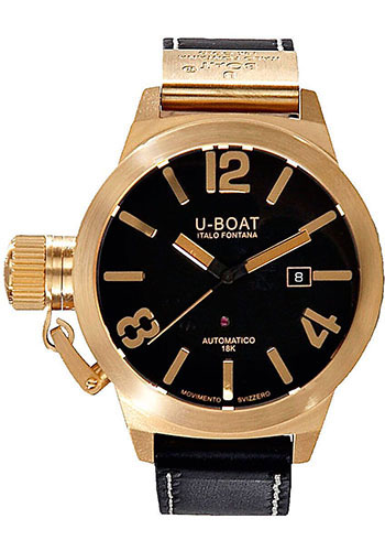U-Boat Watches - Classico Gold 45 - Style No: 1242