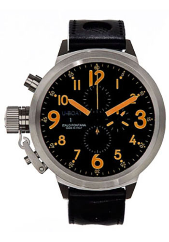 U-Boat Watches - Flightdeck Z 55 Stainless Steel Chronograph - Style No: 1756