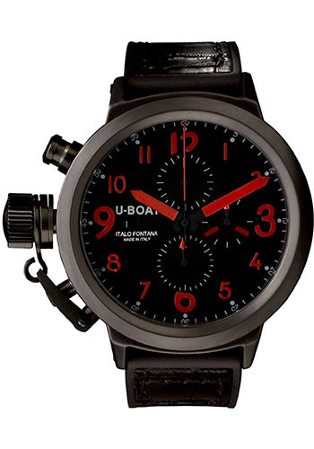 U-Boat Watches - Flightdeck 50 Cermaic Chronograph - Style No: 5412