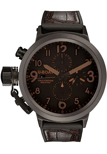 U-Boat Watches - Flightdeck 50 Cermaic Chronograph - Style No: 5413