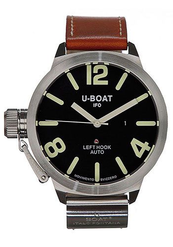 U-Boat Watches - Classico Z 53 Stainless Steel - Style No: 5570
