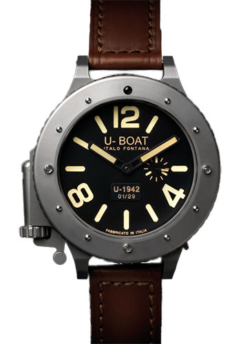 U-Boat U-1942 Watches From SwissLuxury