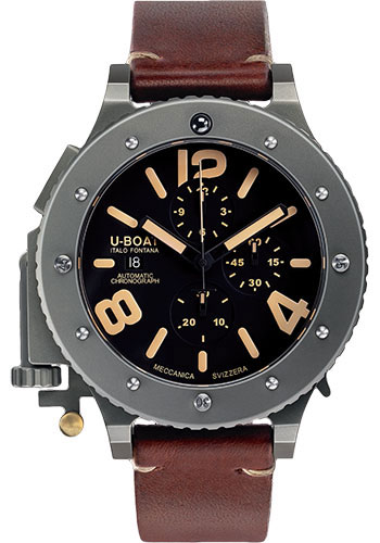 U-Boat Watches - U-42 Chrono - Style No: 6472