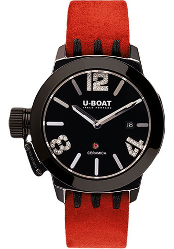 U-Boat Watches - Classico 42mm - Ceramic - Style No: 7123