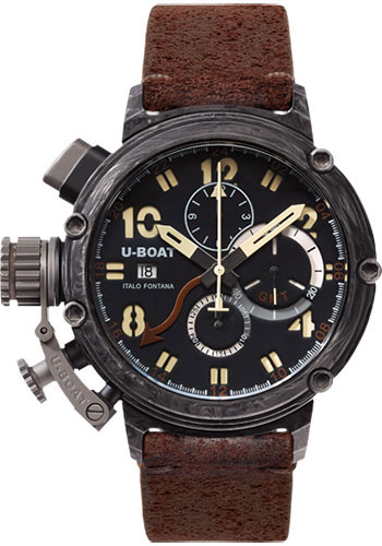 U-Boat Watches - Chimera 48mm - Carbonio - Style No: 7177