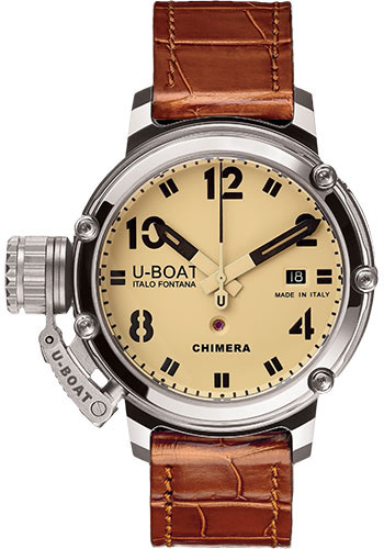 U-Boat Watches - Chimera 43mm - Steel - Style No: 7227