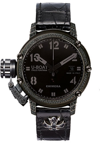 U-Boat Watches - Chimera 43mm - Diamonds - Style No: 7229