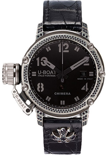 U-Boat Watches - Chimera 43mm - Stones - Style No: 7230