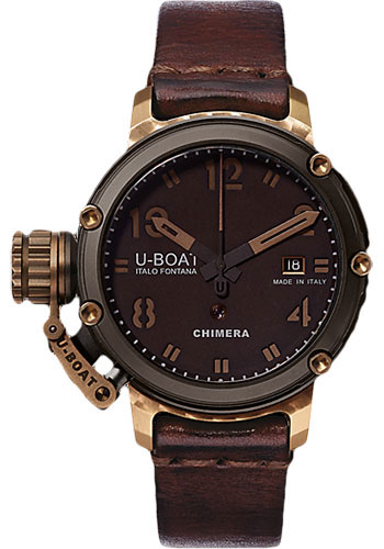 U-Boat Watches - Chimera 43mm - B and B - Style No: 7237