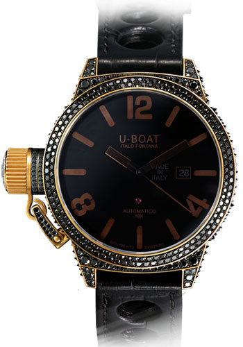 U-Boat Watches - Black Swan - Style No: 8000