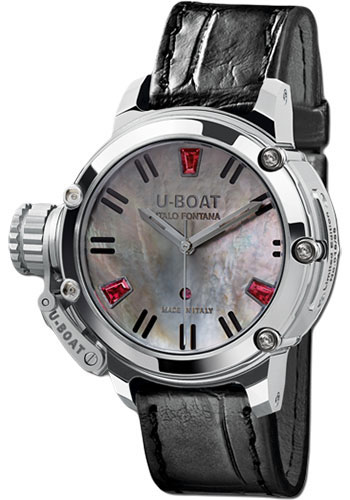U-Boat Watches - Chimera 40mm - Stainless Steel - Style No: 8017