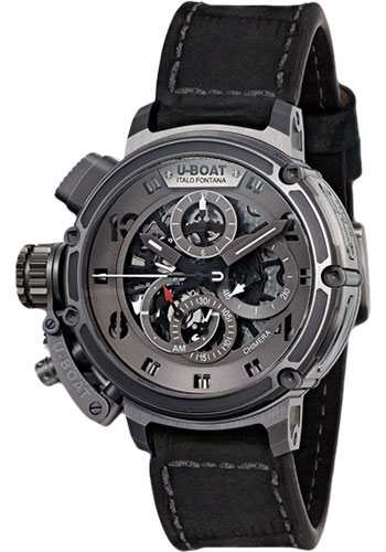 U-Boat Watches - Chimera 46mm - Titanio Skeleton - Style No: 8066