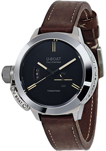 U-Boat Watches - Classico 45mm - Stainless Steel - Style No: 8079