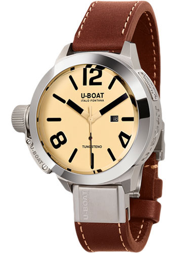 U-Boat Watches - Classico 50mm - Tungsteno - Style No: 8091