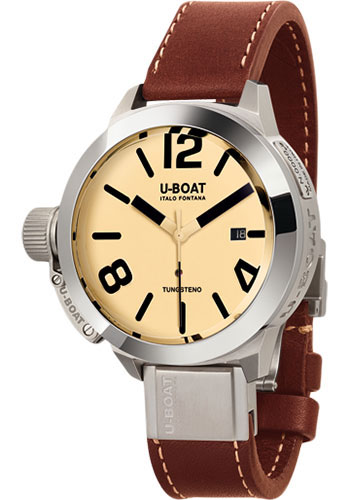 U-Boat Watches - Classico 45mm - Tungsteno - Style No: 8093