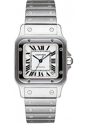 Cartier Watches - Santos Galbee Extra Large - Style No: W20098D6
